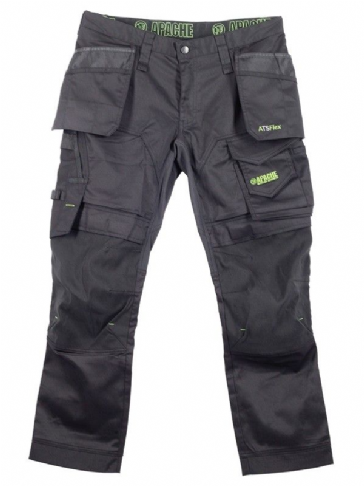 Apache ATS Flex Holster Pocket Work Trousers with Stretch